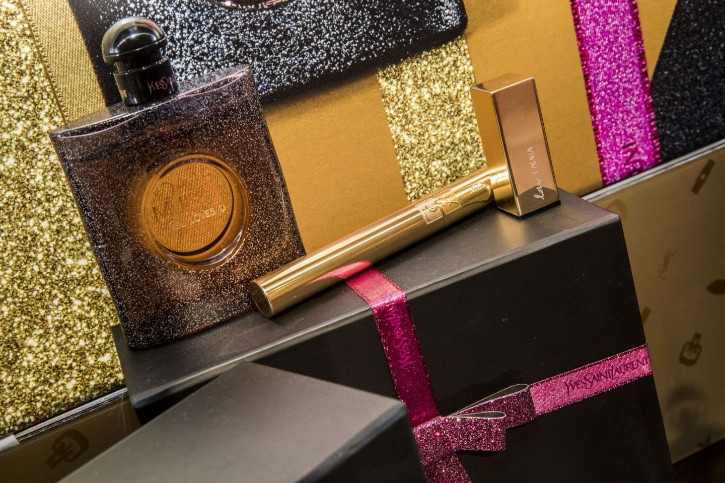 make it yours ysl personaliza tu regalo en navidad