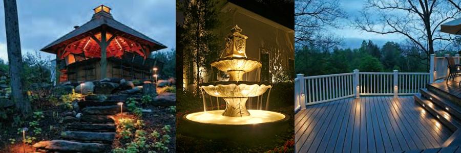 vista professional landscape lighting