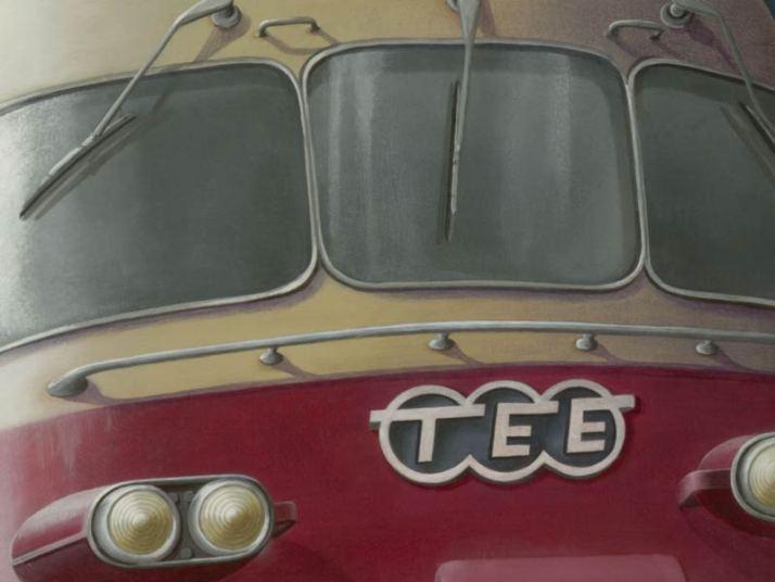 Detail Trans European Express