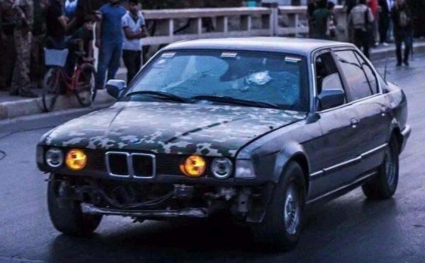 Kogelvrije BMW