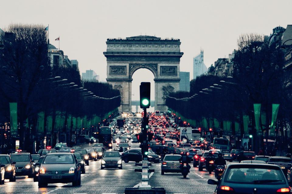 rijden frankrijk