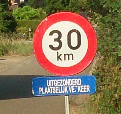 plaatselijk verkeer