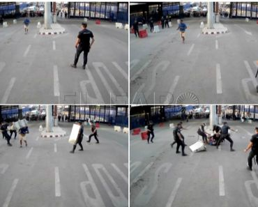 politieagent melille mes