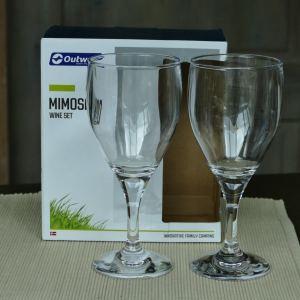 outwell wijnglazen mimosa 2 st