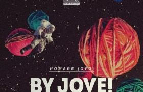 Homage (CVG) - By Jove​!​: A Planetary Beat Expedition [Beat Tape Artwork]
