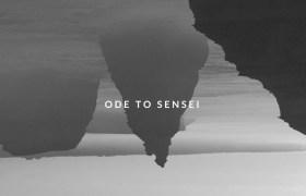 U'nique Music - Ode To Sensei [Beat Tape Artwork]