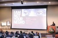 Janelle Monáe & Others Attend 'I Am Not Your Negro' Screening @ Morehouse College  Janelle Monáe & Others Attend 'I Am Not Your Negro' Screening @ Morehouse College