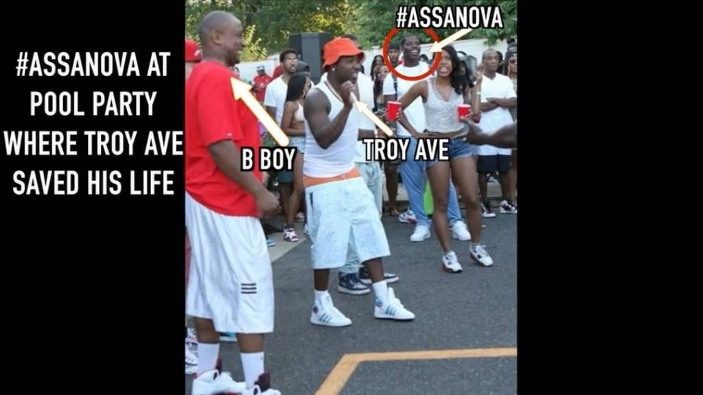 Troy Ave Let's Loose Video Of Young Lito Running Like A Bitch In Irving Plaza + Clowns Mysonne