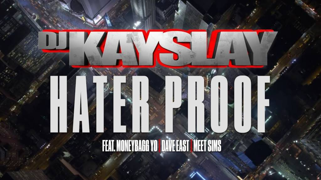 Video: DJ Kayslay feat. Moneybagg Yo, Dave East, & Meet Sims - Hater Proof