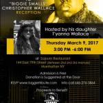 2017 Biggie Smalls Tribute Reception [Event Artwork]