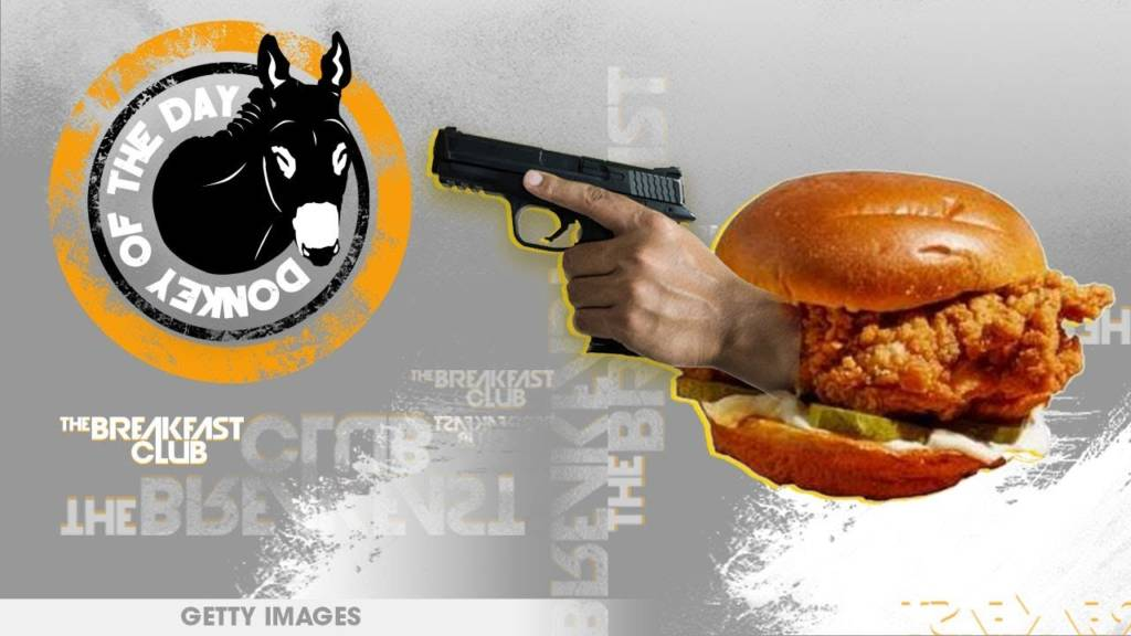 Houston Man Awarded Donkey Of The Day For Pulling Gun On Popeyes Employee For Running Out Of Chicken Sandwiches