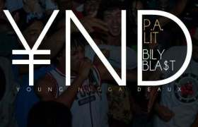 Y.N.D. (Young N---a Deaux) single by P.A. Lit & BiLy Blast