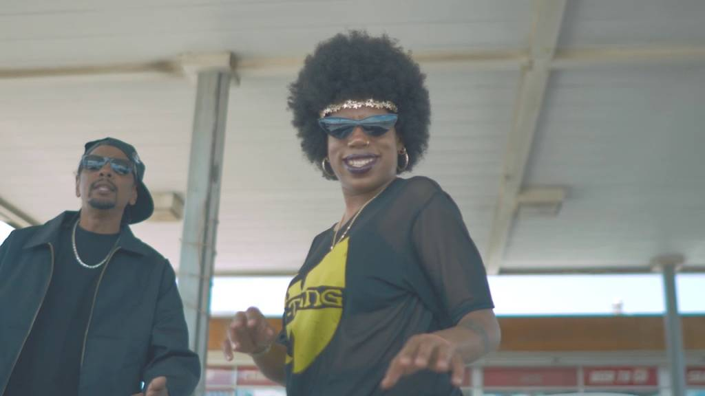 Video: G&D (Georgia Anne Muldrow & Dudley Perkins) - Where I'm From [Prod. Mike & Keys]