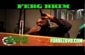 Forbez DVD interview with Ferg Brim