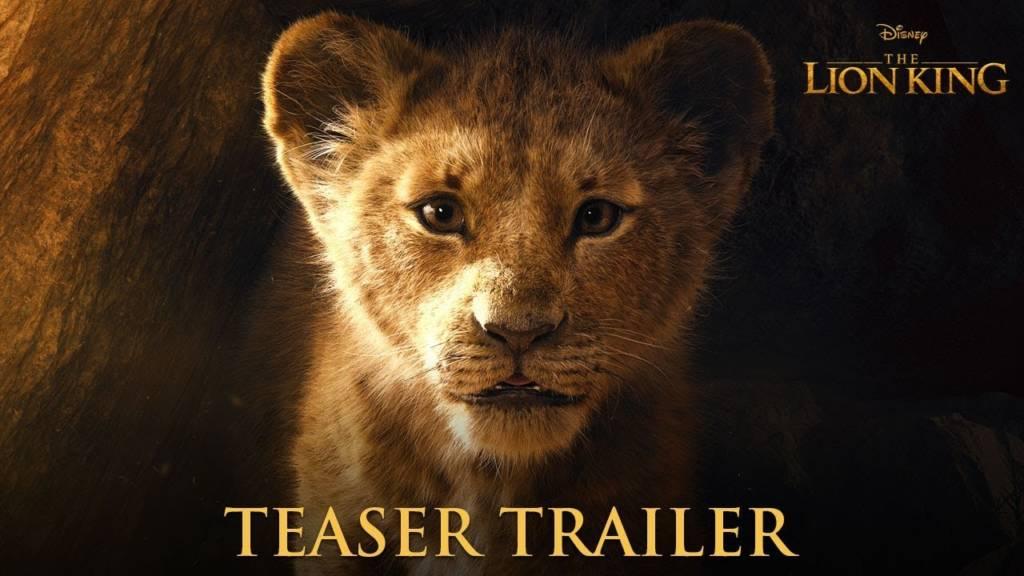 Teaser Trailer For 'Disney's The Lion King (2019)' Movie