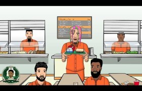 Video: Tekashi69 (6ix9ine) feat. Bill Cosby - Im Stoopid [Cartoon Parody]