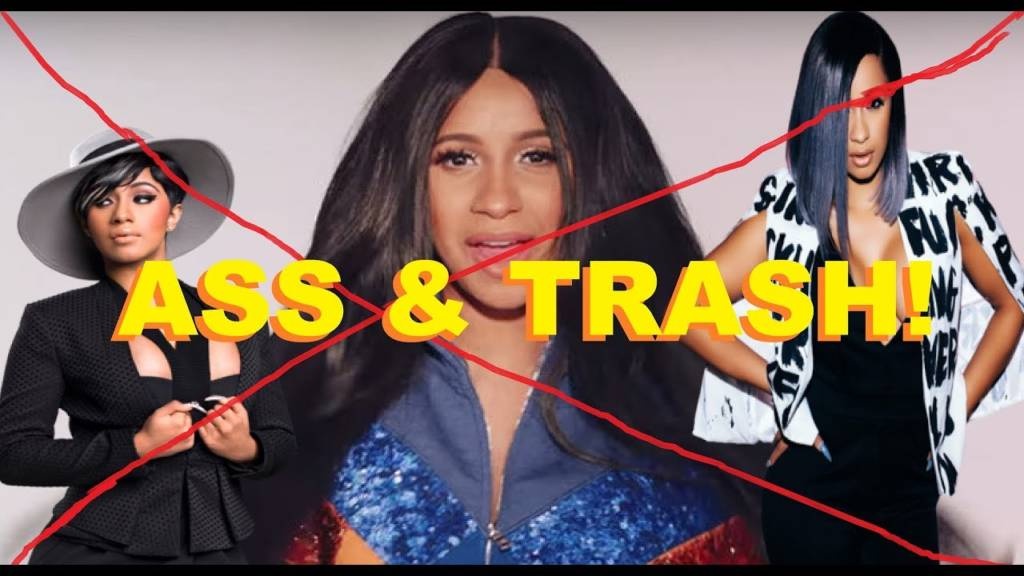 The Tyshawn Zone: 'Cardi B Sucks & Fails'