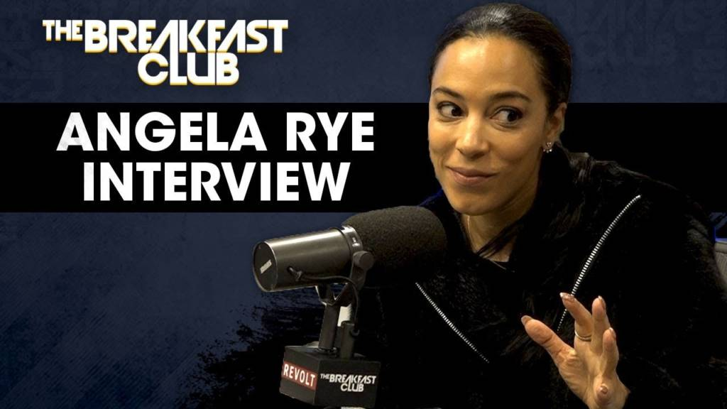 Angela Rye Talks Michael Cohen Testimony, Robert Mueller, 2020 Candidates, & More w/The Breakfast Club