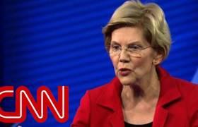 Elizabeth Warren: 'Get Rid Of The Electoral College'