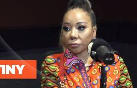 Tiny Speaks On Her Relationship w/T.I. & How They Met + The Story Behind TLC's 'No Scrubs' w/Ebro In The Morning