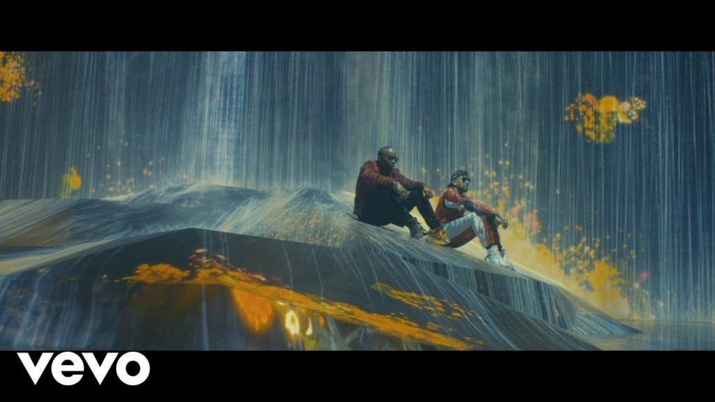 Video: Swizz Beatz feat. Nas - Echo
