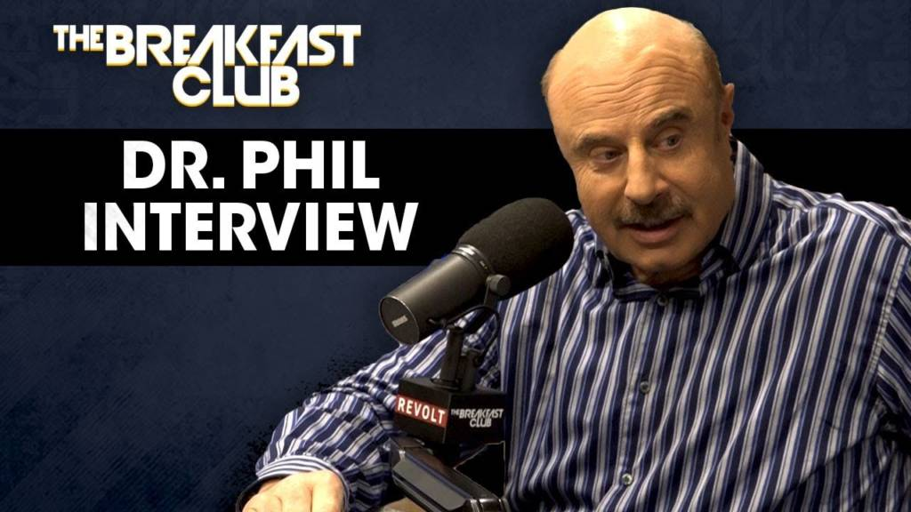 Dr. Phil Speaks On The Truth About White Privilege, Trans-Racial Guest 'Treasure', & More w/The Breakfast Club