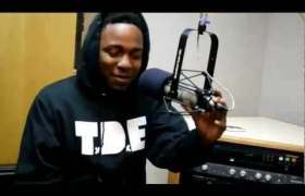 J-Rod interviews Kendrick Lamar