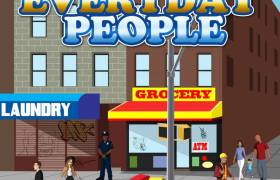 Stream @LocalMu12's 'Everyday People' Album