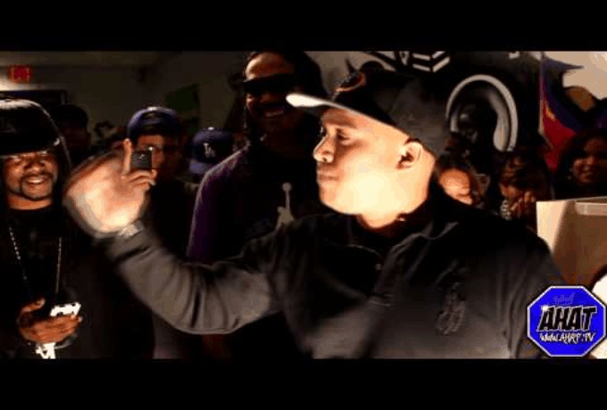 AHAT (@TheRealAHAT) California: @_Konflict vs. The Deadman [via @OD702]