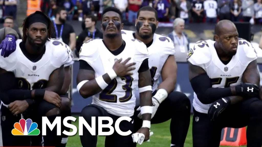 Has The NFL Become The 'No Freedom League'? NFL Issues New National Anthem Policy