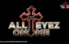 All Eyez On Me (2Pac Biopic) [Unofficial Movie Artwork]