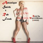 MP3: @AntoniqueSmith x Rob Fresh (@FollowMyFresh) » Hold Up Wait A Minute (Remix)