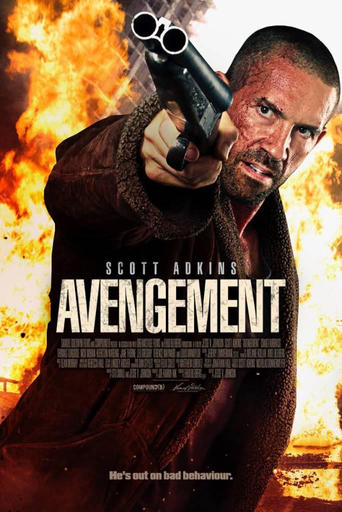 1st Trailer For 'Avengement' Movie Starring Scott Adkins