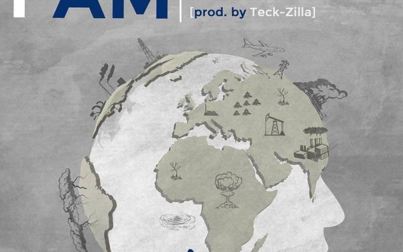 MP3: Awkword (@AwkwordRap) feat. Various Artists - I Am (Full)
