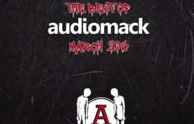 Awkword's Approved AudioMack March 2016 Playlist [Mixtape Artwork]