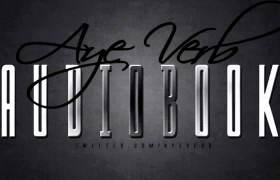 Aye Verb Audiobook [Logo Artwork]