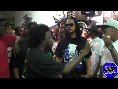 AHAT California: Nov (@NovDaBeast) vs. Juice (@TheeRealJuice) [via @OD702]