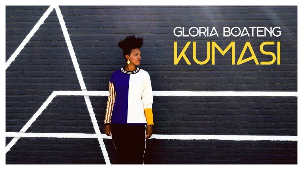 Video: Gloria Boateng - Kumasi (@GloriaBoateng)