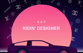 "Stream EDF's ""Ridin Designer"" Project"