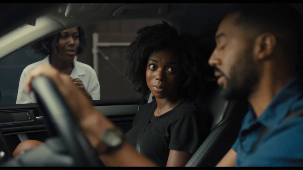 1st Trailer For 'The Weekend' Movie Starring DeWanda Wise & Kym Whitley