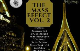 Beads Z. Wider presents The Mass Effect Vol. 2 [Mixtape Artwork]