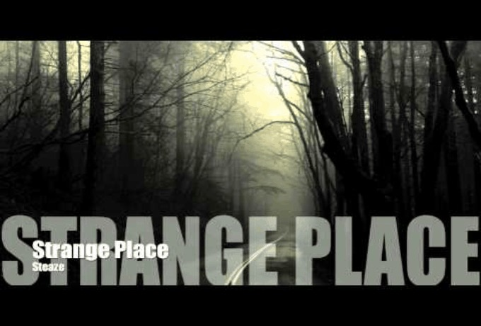 Tha Kid Steaze (@BossHouseEnt) » Strange Place [Audio]