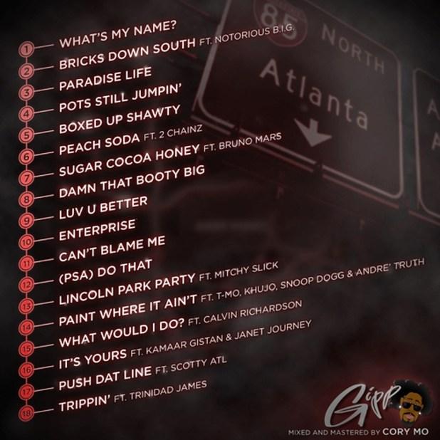 Mixtape: Stream & Download '#MrGetDown' By Big Gipp (@GippGoodie)
