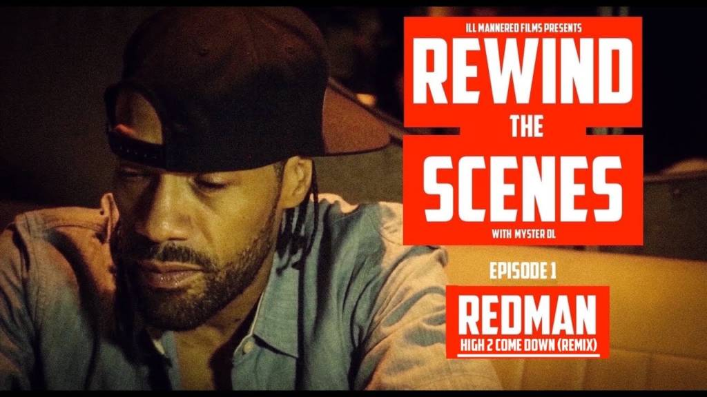 Redman On Episode 1 Of Myster DL's 'Rewind The Scenes' Web Series (@MysterDL @TheRealRedman)