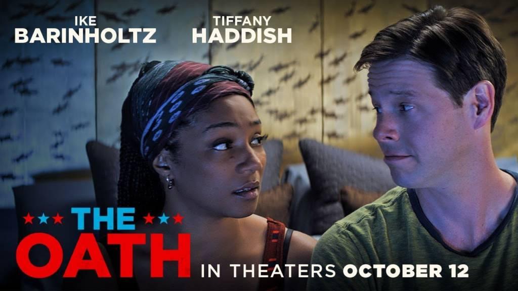 2nd Trailer For 'The Oath' Movie Starring Tiffany Haddish (#TheOathMovie)