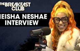 Neisha Neshae Talks Detroit, R&B Trap, Being Shaped By Rough Childhood, & More w/The Breakfast Club