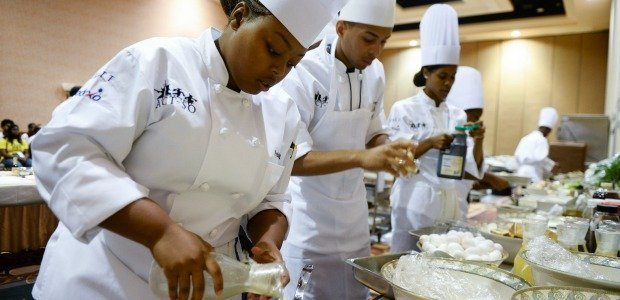 Here Are 10 Of America's Most Famous Black Chefs...