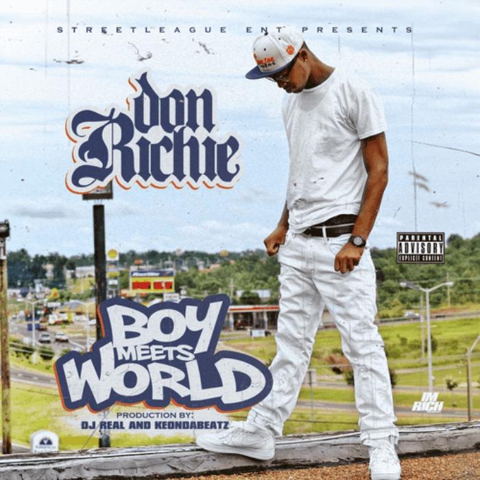 Don Richie (@RealDonRichie) » #BoyMeetsWorld [Mixtape]