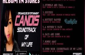 Audio: @VannDigital Interviews Candis (@SheIsHipHop) [10.7.2014]
