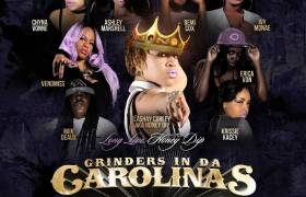 Stream The New Mixtape 'Grinders In Da Carolinas Vol. 21' (@NCToSCConnect @GrindersUpNext)